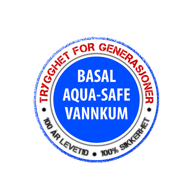 AQUA-SAFE vannkum