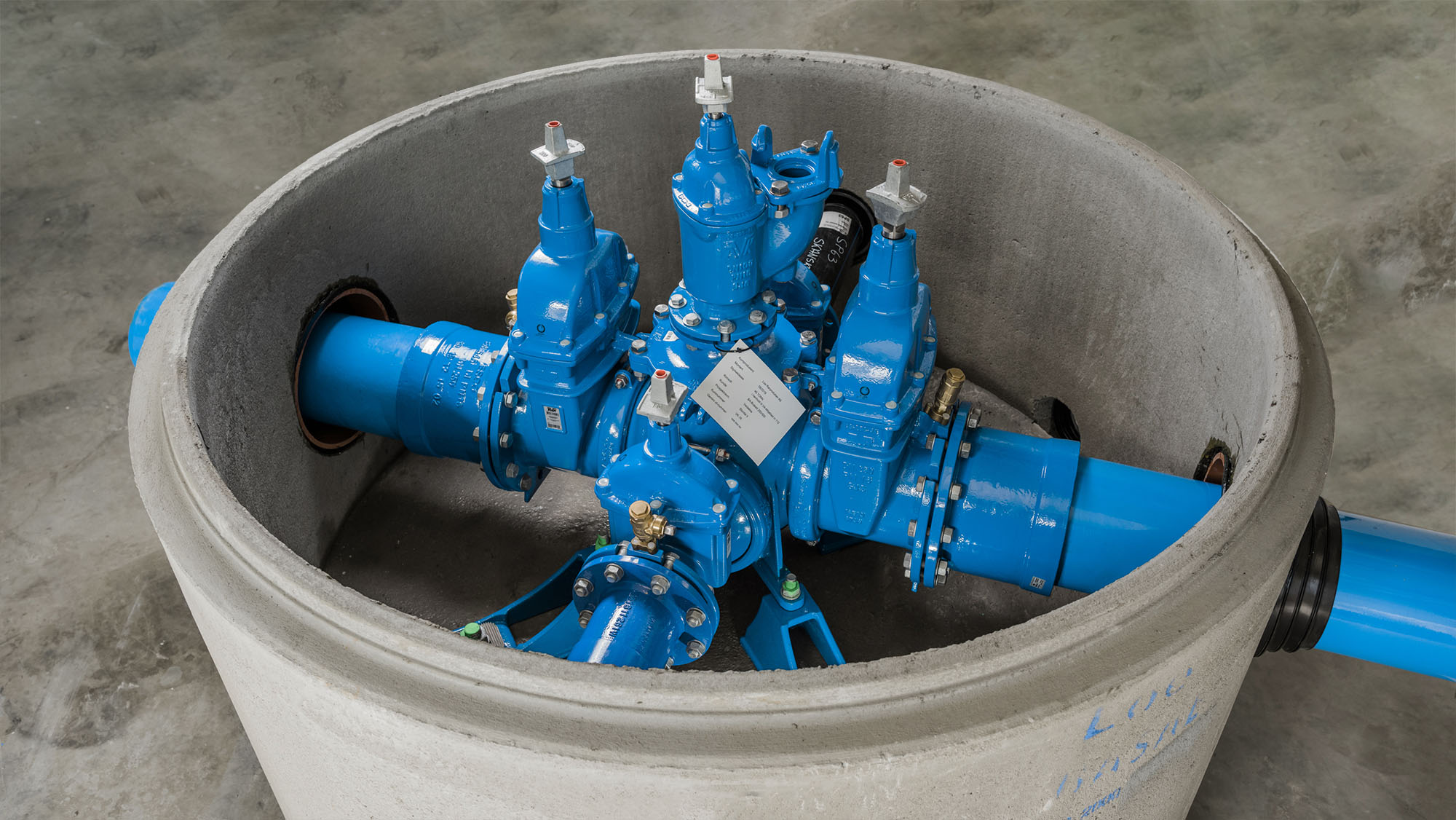 Basal AQUA-SAFE vannkum tilfredsstiller alle krav i VA miljøblad nr. 112